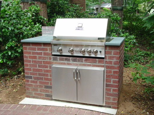 Imagine Brick Outdoor Kitchens – Brick Outdoor Kitchen