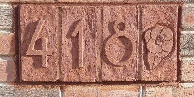 Carved Brick